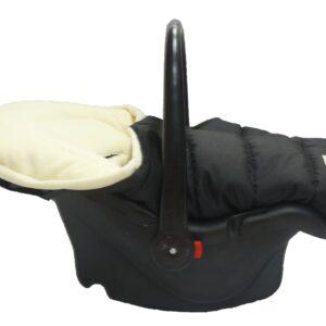 KUTNIK PARTNER Śpiworek niemowlęcy Polar do wózka lub fotelika