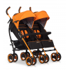 EASYGO DUO COMFORT Wózek spacerowy dla bliźniąt