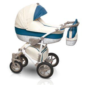 CAMARELO FIGARO Wózek wielofunkcyjny dla dzieci 2w1 lub 3w1