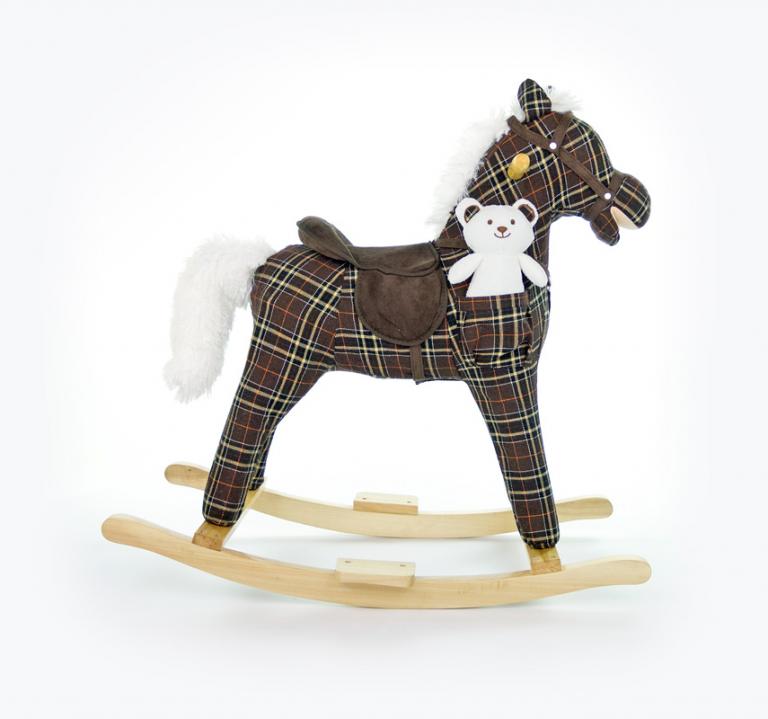 MILLY MALLY Mustang interaktywny koń na biegunach