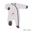 EWA KLUCZE Pajacyk niemowlęcy Teddy Bear 56-74cm