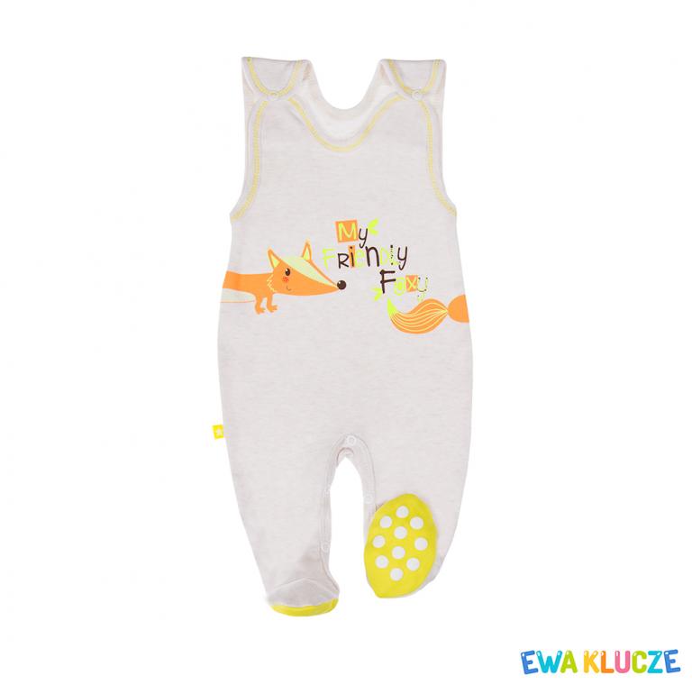 EWA KLUCZE Śpioch niemowlęcy Forest 56-68cm