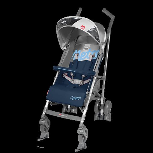 ESPIRO METRO Lekki i poręczny wózek spacerowy