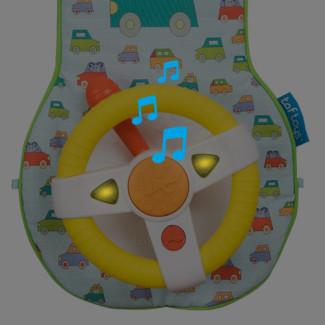 TAFT TOYS Kierownica dziecięca interaktywna do samochodu 11135