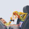 TAFT TOYS Panel interaktywny do samochodu Centrum Zabaw 10375