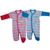 SZWAT Pajacyk bewełnianiy 1114 niemowlęcy 56-68cm