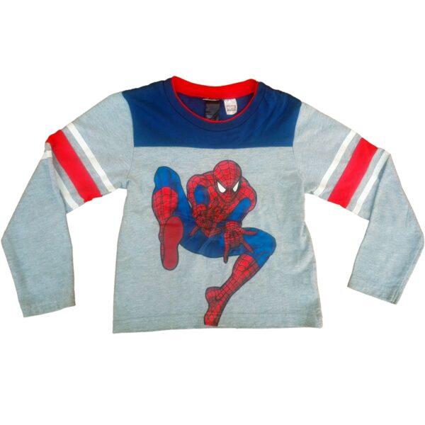 Bluzka chłopięca bawełniana Spider Man