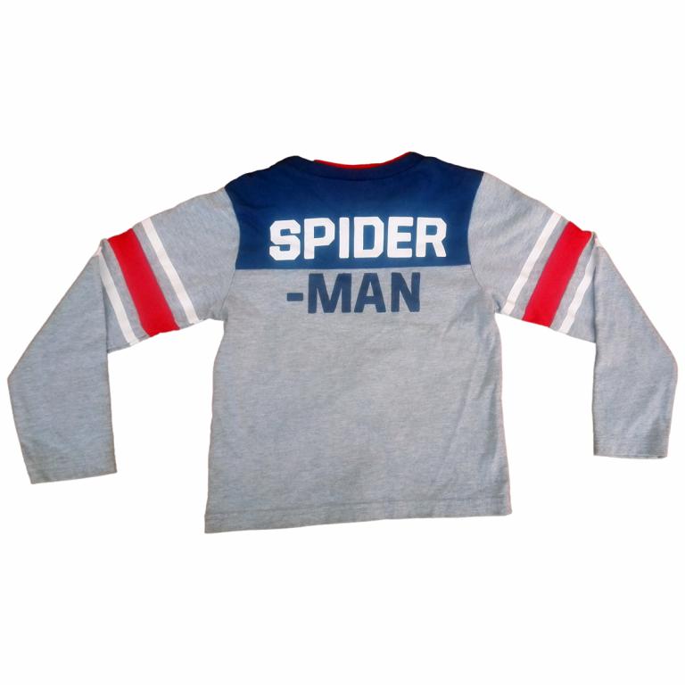 Bluzka chłopięca bawełniana Spider Man 98-116