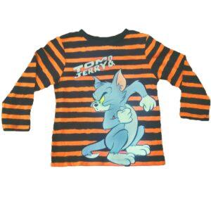 Bluzka chłopięca bawełniana Tom&Jerry 92-104