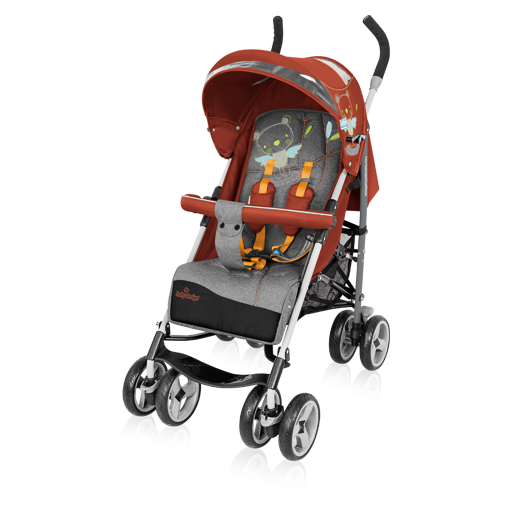 BABY DESIGN TRAVEL QUICK Wózek spacerowy typu parasolka