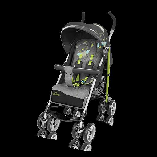 BABY DESIGN TRAVEL QUICK Wózek spacerowy parasolka 2017