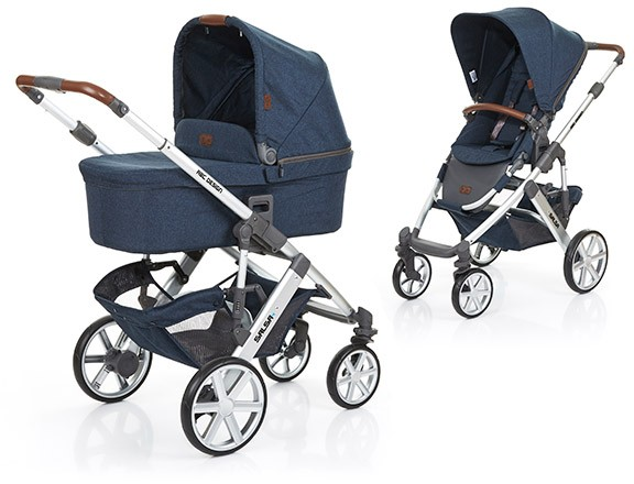 e7a9c93c7af8 ABC DESIGN SALSA 4 Wielofunkcyjny zwrotny wózek uniwersalny - Wózki ...