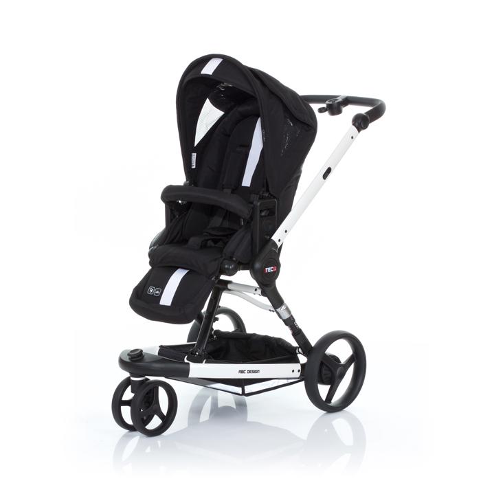 ABC DESIGN 3 TEC PLUS Wielofunkcyjny wózek spacerowy