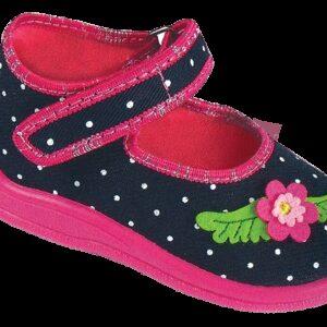 ZETPOL Poniemowlęce obuwie dziewczęce Marlena Kropki 1451