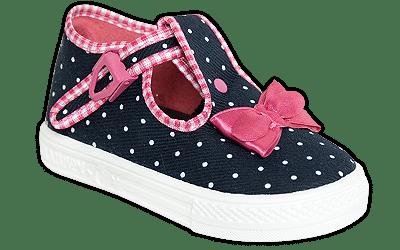 ZETPOL Poniemowlęce obuwie dziewczęce Sara