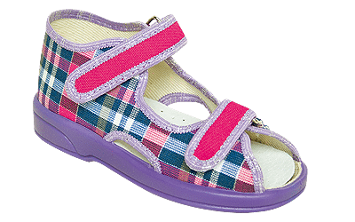 ZETPOL Poniemowlęce obuwie dziewczęce Oliwia 2090