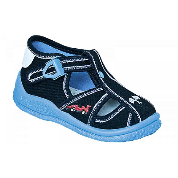 ZETPOL Poniemowlęce obuwie chłopięce Igor Kratka 2380