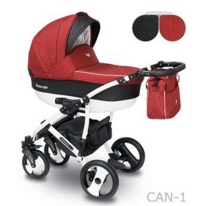 CAMARELO CARERA NEW Wózek wielofunkcyjny 2w1 lub 3w1