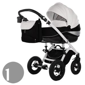 TAKO MOONLIGHT CARBON Wielofunkcyjny wózek dziecięcy 2w1 lub 3w1