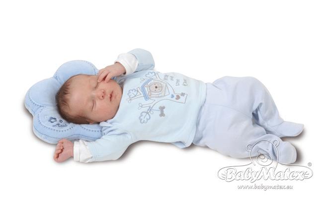 BABY MATEX Poduszka niemowlęca FLOR