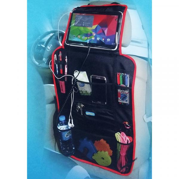 TOPGAL Bambino Organizer samochodowy z kieszonką na tablet