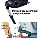 ADAMEX Baza ISOFIX do fotelików Carlo firmy Adamex