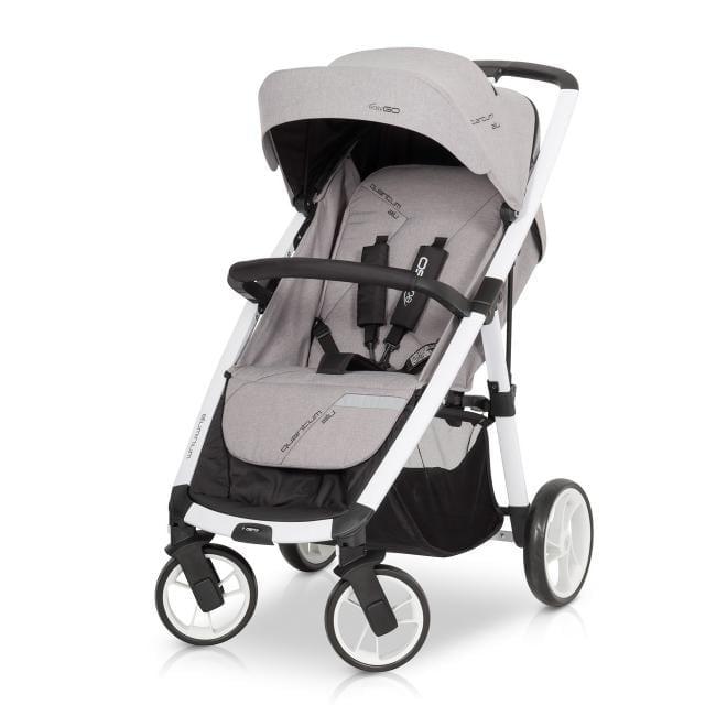 EASYGO QUANTUM 2017 Wózek spacerowy dla dziecka od 6 miesięcy