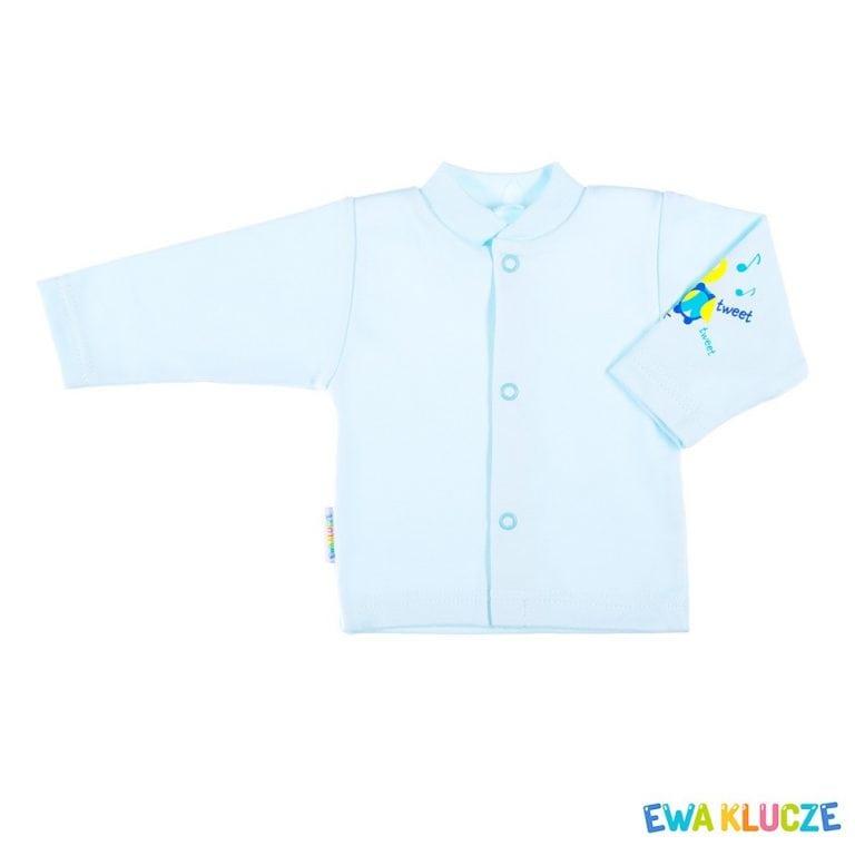 EWA KLUCZE Kaftanik niemowlęcy Music 56-62cm