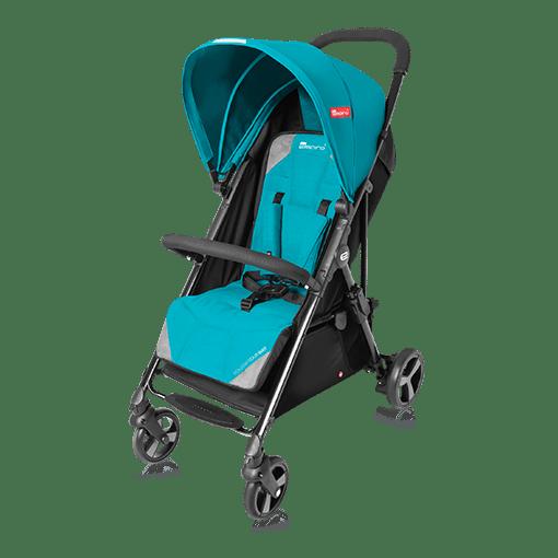 ESPIRO SHINE Wózek spacerowy lekki i mały po złożeniu