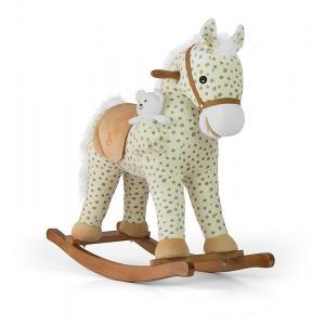 MILLY MALLY Pony Gray Dot interaktywny koń na biegunach