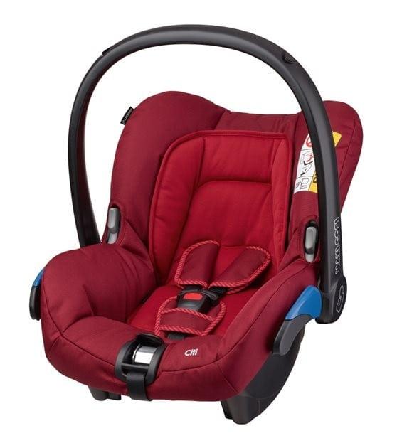 MAXI COSI CITI Fotelik samochodowy nosidełko 0-13kg 2017
