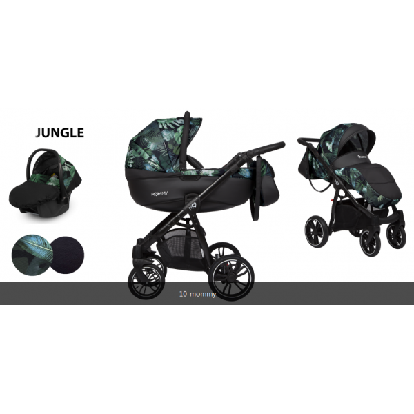 baby active mommy spring colection jungle