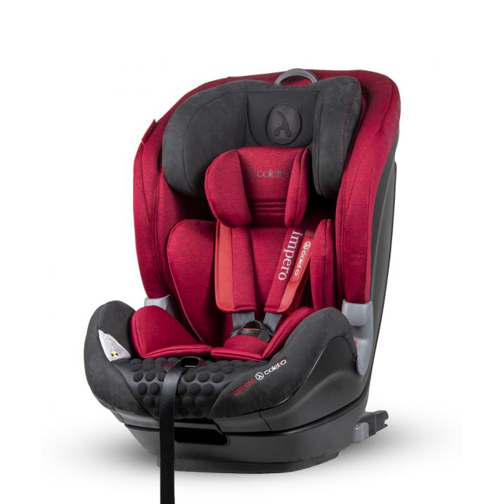 Coletto_impero_isofix_red