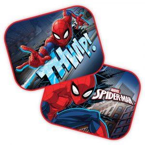 zaslonki SAMOCHODOWE spiderman