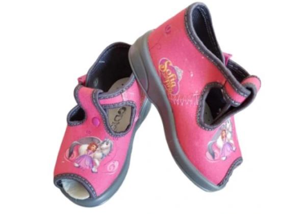 Zetpol Kapcie dziecięce Princess 5